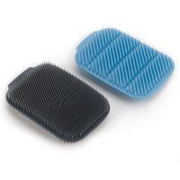 """Набор щеток для мытья посуды """"CleanTech"""" (сине-серый)"""