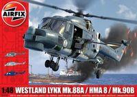 """Многоцелевой вертолет """"Westland Lynx Mk.88A/HMA 8/ Mk.90B"""" (масштаб: 1/48)"""