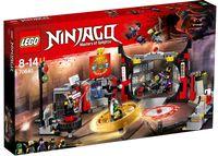 "LEGO Ninjago ""Штаб-квартира Сынов Гармадона"""