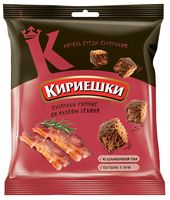 "Сухарики ржаные ""Кириешки"" (40 г; бекон)"