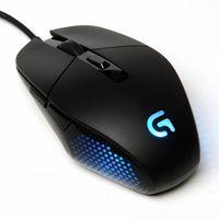 Оптическая мышь Logitech Gaming Mouse G302 Daedalus Prime
