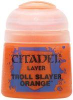 "Краска акриловая ""Citadel Layer"" (troll slayers orange; 12 мл)"
