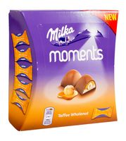 """Конфеты """"Milka. Moments Toffee"""" (97 г)"""
