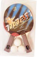 Набор для настольного тенниса BR19 (2 ракетки+3 шарика; 1 звёзда)
