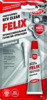 """Герметик-прокладка силиконовый """"Felix"""" (прозрачный; 32 г)"""