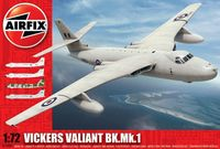 "Бомбардировщик ""Vickers Valiant BK.Mk.1"" (масштаб: 1/72)"