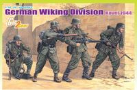 "Набор миниатюр ""German Wiking Division Kovel 1944"" (масштаб: 1/35)"