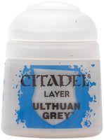 """Краска акриловая """"Citadel Layer"""" (ulthuan grey; 12 мл)"""