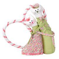 """Набор для шитья из ткани """"Коты-обнимашки. Романтики"""""""