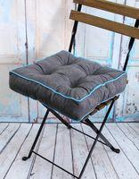 """Подушка на стул """"Mojo"""" (40х40 см; серая)"""