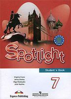 Spotlight 7. Student`s Book