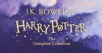 Harry Potter. The Complete Collection (комплект из 7 книг в мягкой обложке)
