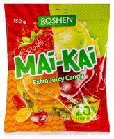 """Карамель """"Mai-Kai. С фруктово-ягодной начинкой"""" (150 г)"""