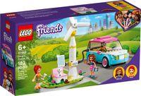 "LEGO Friends ""Электромобиль Оливии"""