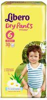 """Подгузники-трусики для детей Libero Dry Pants """"Extra Large"""" (13-20 кг.; 30 шт)"""