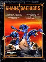 "Набор миниатюр ""Warhammer. Daemons. Flamers Of Tzeentch"" (97-13)"