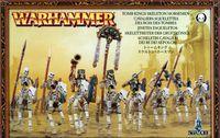 "Набор миниатюр ""Warhammer FB. Tomb Kings Skeleton Horsemen"" (94-07)"