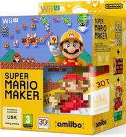 Игровая приставка Nintendo Wii U Premium Pack + игра Super Mario Maker + фигурка amiibo (РСТ)