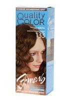 """Гель-краска """"Эстель Quality Color"""" (тон: 133, золотисто-коричневый)"""