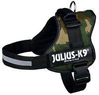 """Шлея тренировочная для собак """"Julius-K9"""" (3/XL; 82-118 см; камуфляж)"""