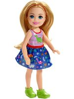 "Кукла ""Барби. Club Chelsea"" (арт. FXG82)"