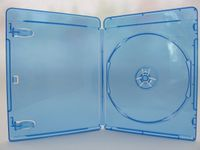 Коробочка для 1 Blu-Ray (с логотипом)