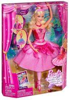 """Кукла """"Барби. Балерина в розовых пуантах"""""""