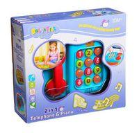 """Музыкальная игрушка """"Телефон"""" (арт. Б35559)"""