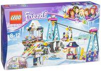 """LEGO Friends """"Горнолыжный курорт: подъемник"""""""