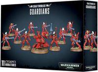 Warhammer 40.000. Craftworlds. Guardians Squad (46-09)