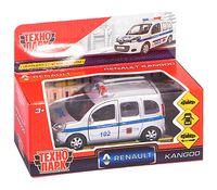 """Модель машины """"Renault Kangoo. Полиция"""" (арт. KANGOO-P)"""