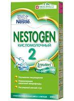 """Сухая кисломолочная смесь """"Nestogen 2"""" (350 г)"""