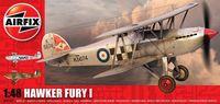 "Истребитель ""Hawker Fury I"" (масштаб: 1/48)"