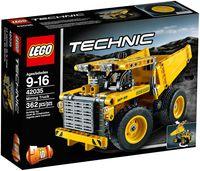 "LEGO Technic ""Карьерный грузовик"" (бульдозер)"