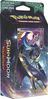 Pokemon Sun & Moon. Guardians Rising. Hidden Moon (Стартовый набор)