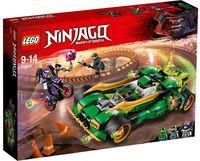 "LEGO Ninjago ""Ночной вездеход ниндзя"""