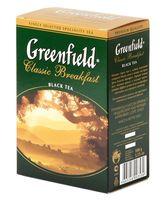 """Чай черный листовой """"Greenfield. Classic Breakfast"""" (100 г)"""