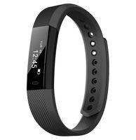 Фитнес-браслет Miru ID115HR (черный)