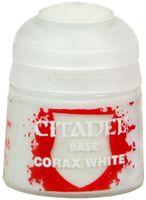 "Краска акриловая ""Citadel Base"" (corax white; 12 мл)"