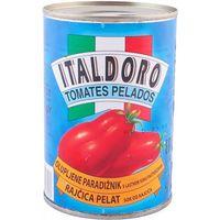 """Томаты очищенные """"Italdoro. В собственном соку"""" (400 г)"""