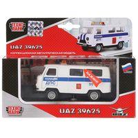 "Модель машины ""УАЗ ДПС. Полиция"" (арт. CT-1232WB-H)"