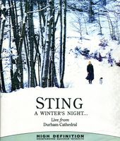 Sting. A Winter`s Night... Live From Durham Cathedral (Blu-Ray)