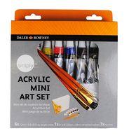 "Набор для рисования ""Acrylic Mini Art Set"""