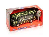 """Модель машины """"Вооруженные силы. Автобус"""" (арт. 32123)"""