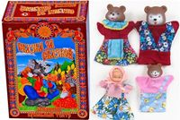 """Кукольный театр """"Три медведя"""" (арт. 11254)"""