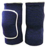 Наколенник волейбольный (M-L; пара; синий; арт. T07652)