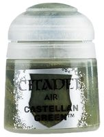 "Краска для аэрографа ""Citadel Air"" (castellan green; 12 мл)"
