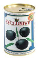 """Маслины """"Exclusive. Без косточки"""" (390 г)"""