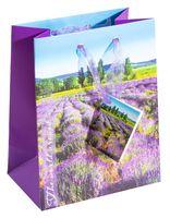 """Пакет бумажный подарочный """"Природа"""" (22,5x17,8x10,2 см)"""