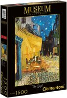 "Пазл ""Ван Гог. Ночная терраса кафе"" (1500 элементов)"